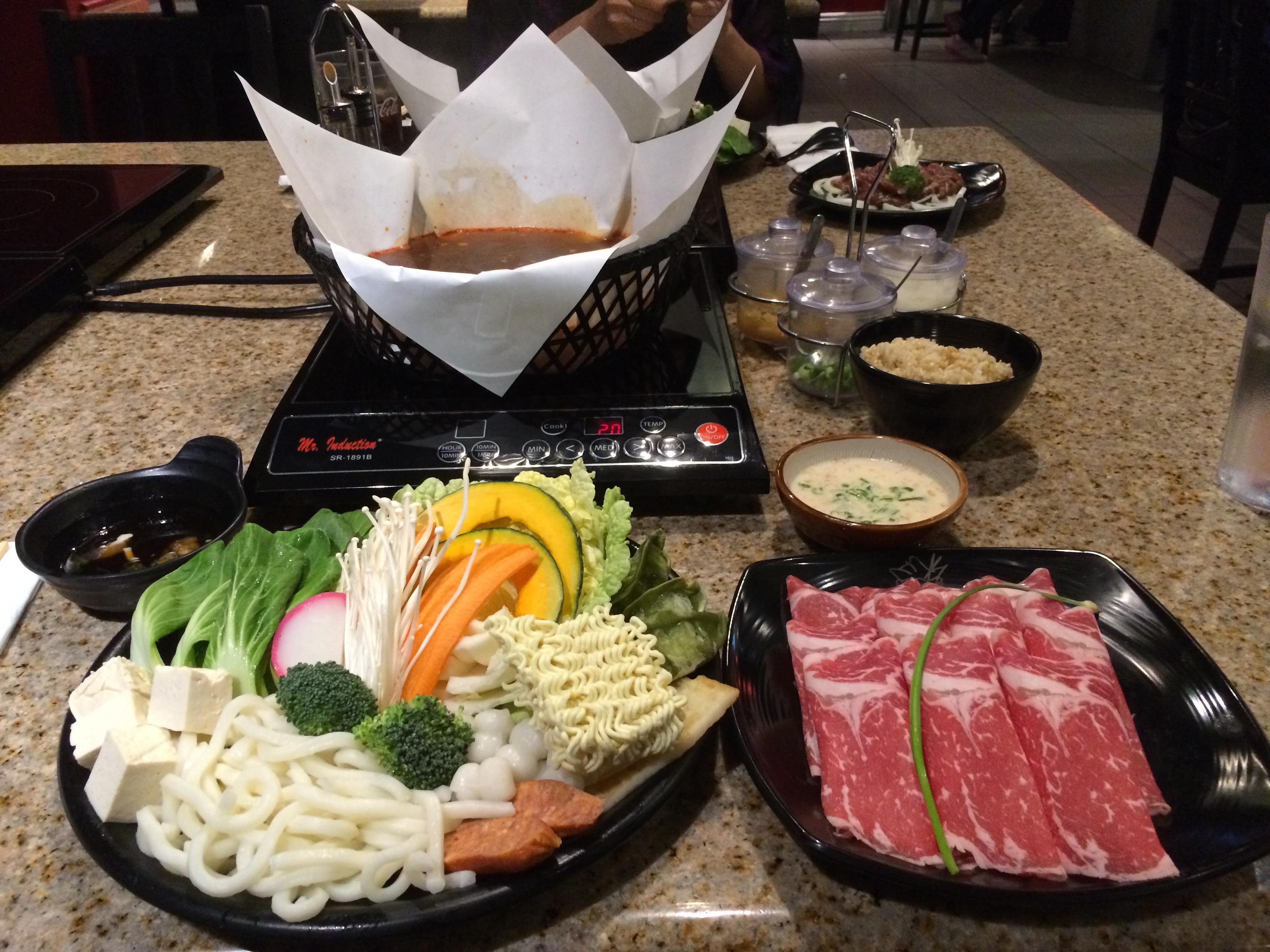 Top 10 shabu shabu hot pot restaurants in orange county for Food bar near me