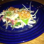 Hamachi Vietnamese Salad