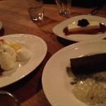 Flat Iron Steak, Mexican Corn Truffles, Crispy Cotija and Black Olives